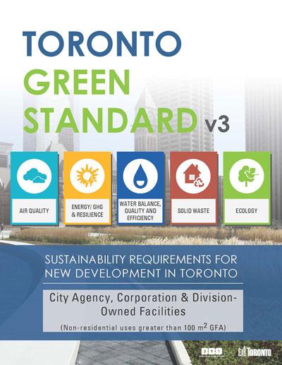 Toronto Green Standard - Residential
