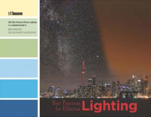 Toronto Best Practices for Effective Lighting