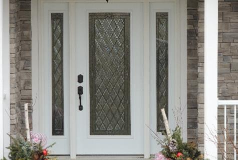 bird-safe glass door